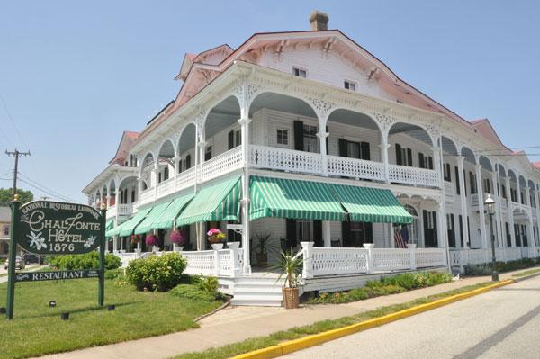 Calendar Cape May Nj : Chalfonte hotel cape may beach weddings capemay