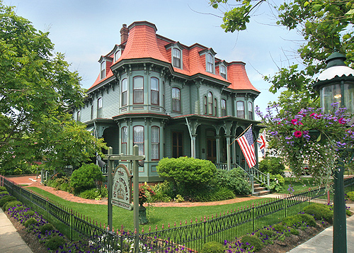 Queen Victoria 174 Cape May Area Weddings And Event Planning