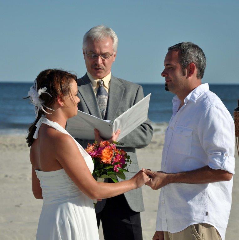 Beach Wedding Venues Washington State: Linda Moore.3 – Cape May Beach Weddings